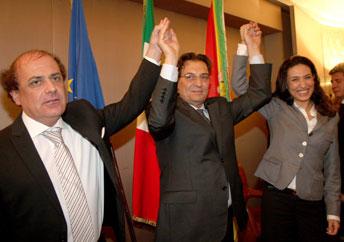 Regione, Crocetta presenta altri due assessori: Vancheri e Marino$